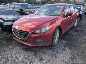 2014-2018 Mazda 3 Parts Only for Sale in Gibsonton, FL