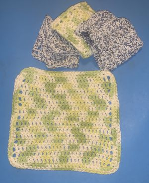 Cotton washcloths for Sale in Coldwater, MI