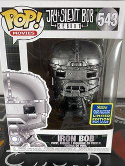Funko Pop Jay and Silent Bon - Iron Bob for Sale in Bellevue,  WA