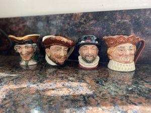 "Royal Doulton Mugs ""Old King Cole"" for Sale in La Mirada, CA"