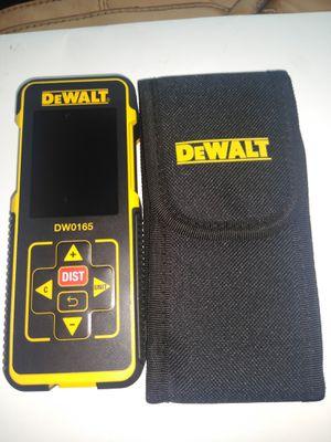 DeWalt Distance Laser Measurer 160 feet for Sale in Lewisville, TX