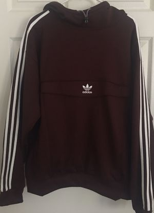 Men's XL Adidas Hoodie... New without tags, never worn... Smoke and Animal free home. for Sale in Las Vegas, NV