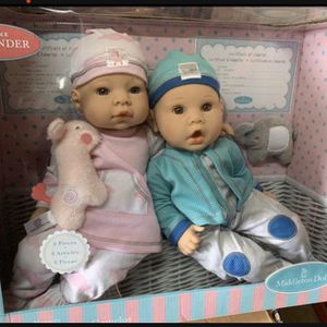 Madame Alexander Twin Dolls for Sale in Oceanside, CA
