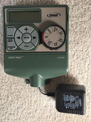 Orbit 6-Station Sprinkler Timer for Sale in Encinitas, CA