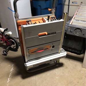 Table Saw For Sale for Sale in Centreville, VA