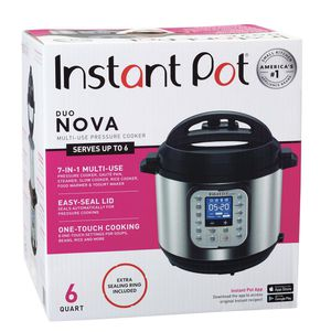 Instant Pot Duo Nova: Never opened! for Sale in City of Industry, CA