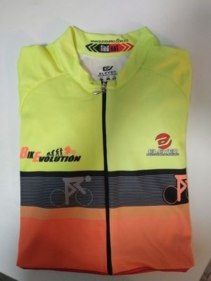 Eleven Bike Evolution Long Sleeve Size L Regular Fit Cycling Jersey for Sale in Los Angeles, CA