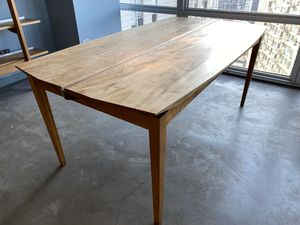 City Joinery dining table for Sale in Chicago, IL