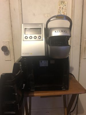 Keurig k3000 for Sale in Detroit, MI