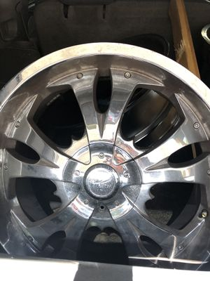 "22"" Truck/SUV Rims for Sale in Las Vegas, NV"