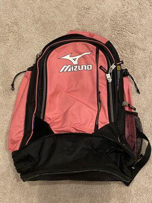 Mizuno softball bat backpack for Sale in Johns Creek, GA
