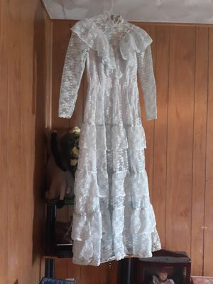 Old wedding dress for Sale in Rocky Mount, VA