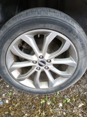 Lincoln Rims for Sale in Houston, TX