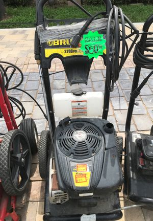 BRUTE PRESSURE WASHER for Sale in Dallas, TX