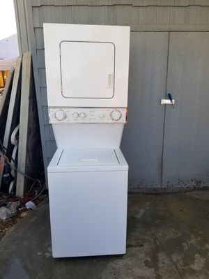 Whirlpool stackable washer and dryer for Sale in Mesa, AZ