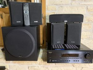 Complete Home Stereo for Sale in Sun City, TX
