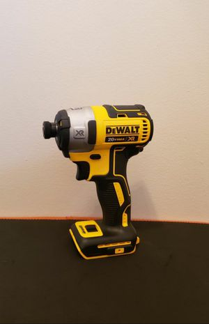 New Impact Drill MAX XR 3Speed ONLY TOOL NO CHARGER OR BATTERIES FIRM PRICE for Sale in Woodbridge, VA