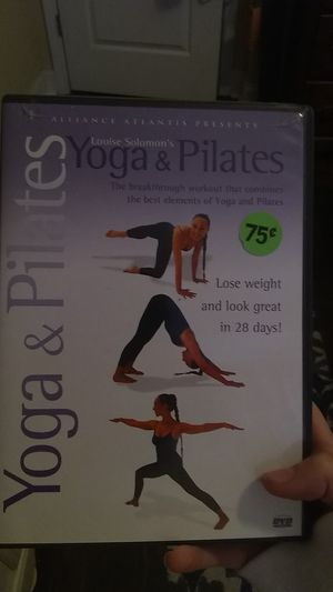 Yoga Cd you can put it in your DVD player and it will play it's in perfect condition no scratches promised this would be for Sale in Crestview, FL