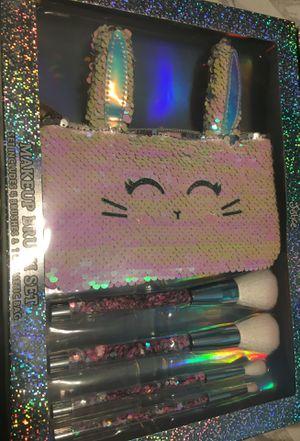 Makeup brush set for Sale in Hialeah, FL