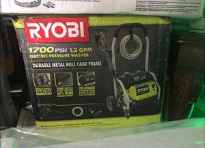 ryobi 1700 psi pressure washer for Sale in Dallas, TX