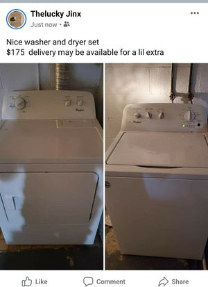 Maytag washer and dryer set for Sale in Columbus, OH