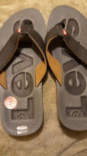 Men levis sandals for Sale in Manassas Park, VA
