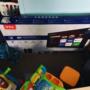 TCL Smart Tv for Sale in Detroit, MI