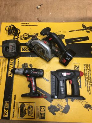 Craftsman cordless tools for Sale in Chelmsford, MA