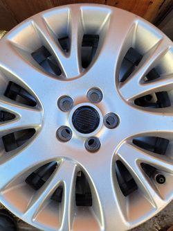 '05 Jaguar X Type 17' Wheels for Sale in Glendale,  CA
