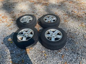05-10 Jeep Grand Cherokee wheels for Sale in Seymour, CT