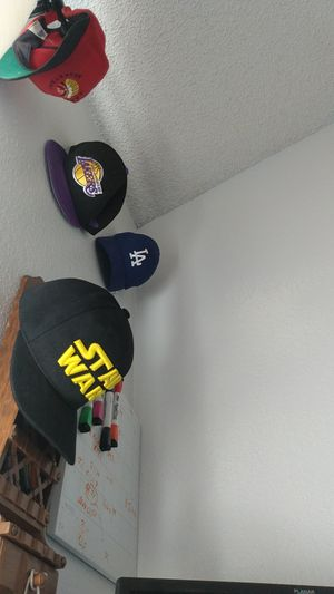 Fitted Dodger and Lakers Rams Hat for Sale in Spring Valley, CA