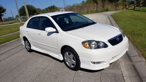 2005 Toyota Corolla CE clean title. for Sale in Port St. Lucie, FL