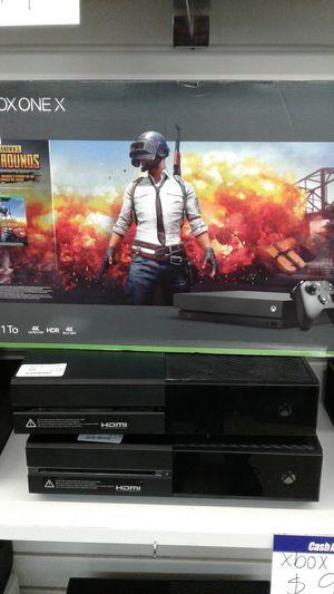 Microsoft Xbox One X. for Sale in Atlanta, GA