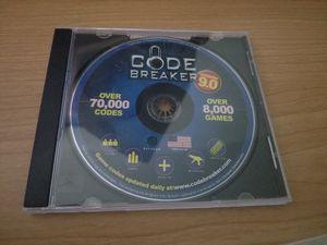 Code Breaker 9.0 (PS2) for Sale in Pembroke Park, FL