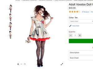 Halloween costume for Sale in Shoreline, WA