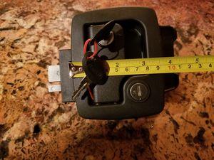 RV camper trailer main door lock handle with keys for Sale in Alafaya, FL