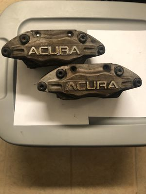Acura RL OEM Front Calipers 2005-2012. for Sale in Rockville, MD