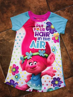 Dreamworks • TROLLS • 4T • Gown for Sale in Irving, TX