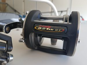 Penn fishing reel for sale. Penn 321LH GT2 for Sale in Elk Grove, CA
