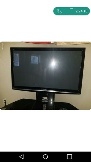 "46"" Panasonic tv no stand for Sale in Las Vegas, NV"