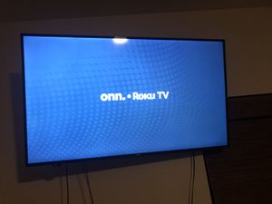 "55"" Onn Class 4K UHD HDR LED Roku TV for Sale in Phoenix, AZ"