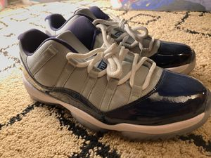 Air Jordan 11 low Georgetown (Size 11) for Sale in Tacoma, WA
