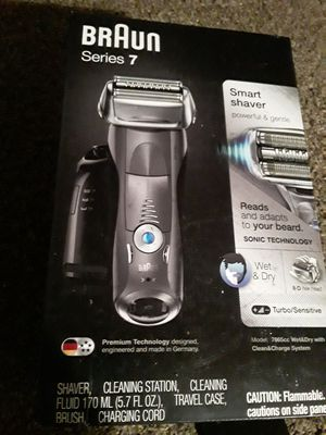 Braun Smart Shaver for Sale in Anchorage, AK