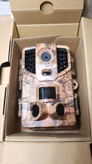 Trail camera 16mp full HD night vision hunting camera for Sale in West Palm Beach, FL