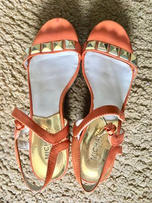 Michael Kors Wedge Sandals 👡 for Sale in Burke, VA