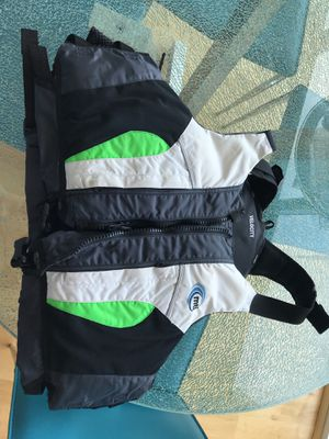 Kayak or canoe PFD, adult x-large for Sale in San Francisco, CA