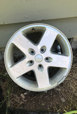2007-2013 Jeep Wrangler rims for Sale in Joint Base Lewis-McChord,  WA