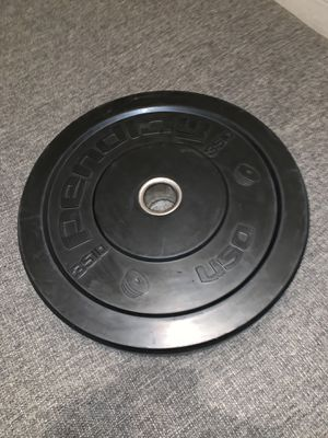 35 lb Pendlay Olympic Rubber Barbell Plate for Sale in Phoenix, AZ