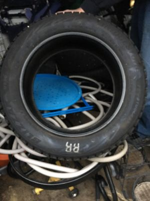 Blizzak snow tires for Sale in Grayling, MI