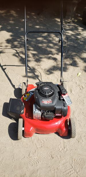 "Yard machines lawn mower 20"". for Sale in DEVORE HGHTS, CA"